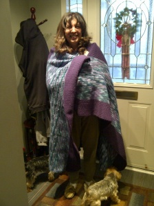 blanket Sue