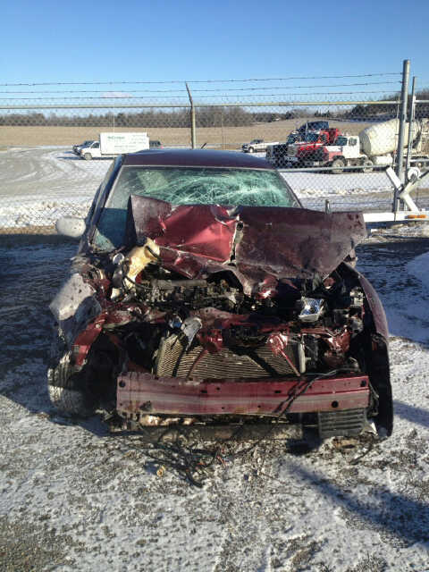 Danae's car