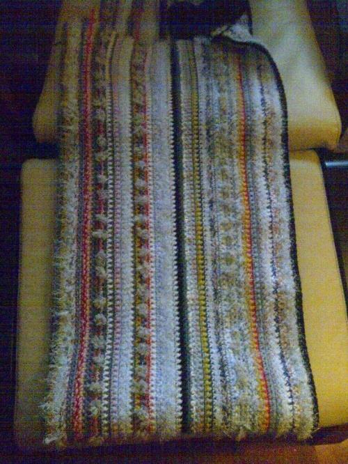Sunset blanket 2013 Jan - Feb.