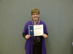 District TM win certificate