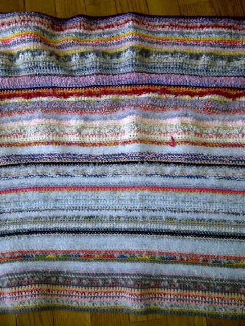 blanket - April. 2013