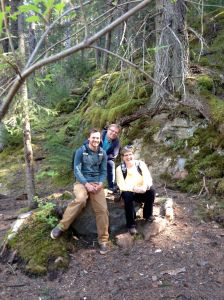 great hike in Skagway with guide