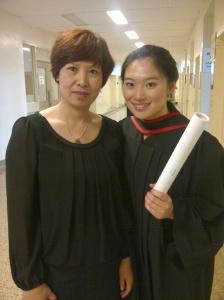 Coco graduation 2