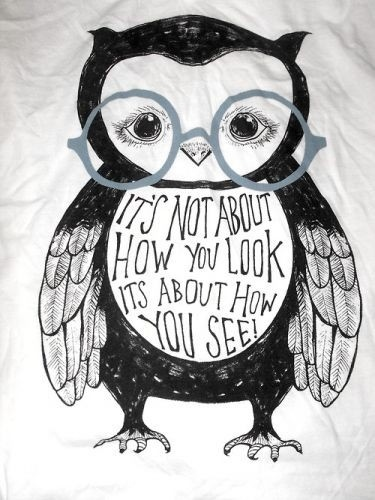 it's not about how you look
