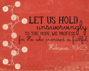 let us hold