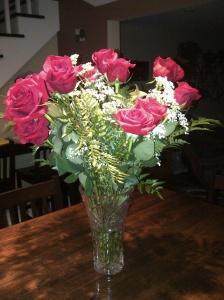 bee-uuu-tiful roses