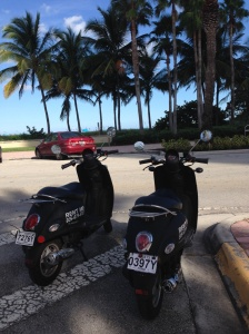 Miami -scooters
