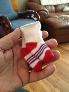 socks ornament