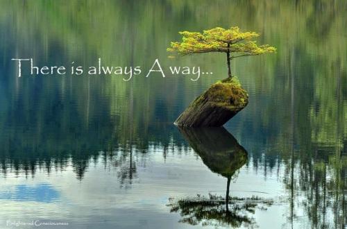 thre is always a way