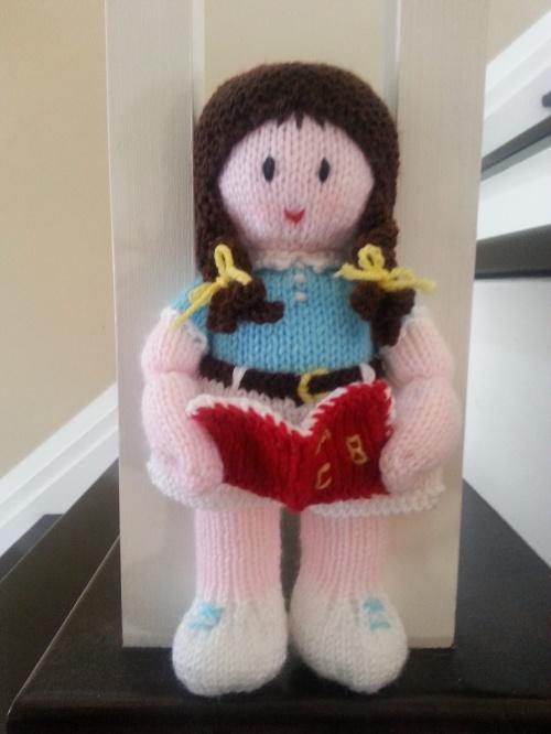 Sandra's doll