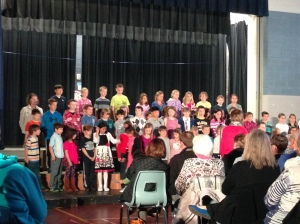 Grandparents Day group song