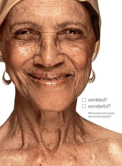 wrinkled? wonderful?